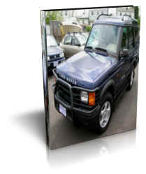 Land Rover Discovery Workshop Service Repair Manual