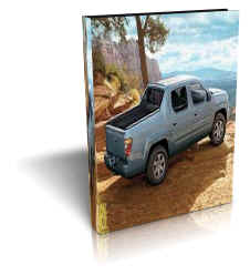 Honda Ridgeline Manual