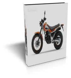 Yamaha TW Trailway TW Manual