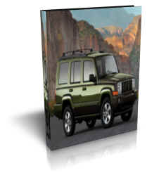 jeep commander service manual